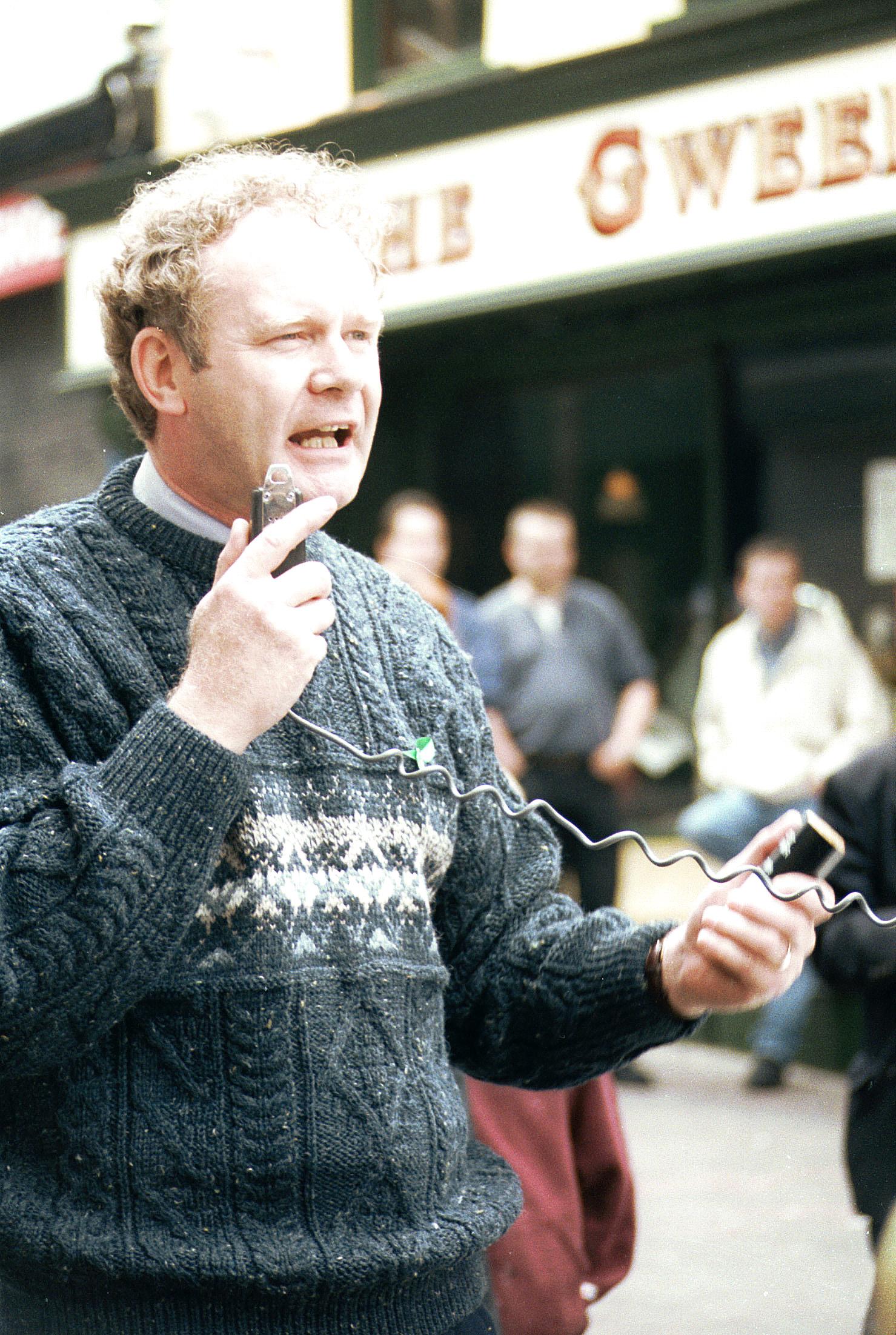 Martin-McGuinness